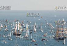 Варна международная регата Tall Ships 2019