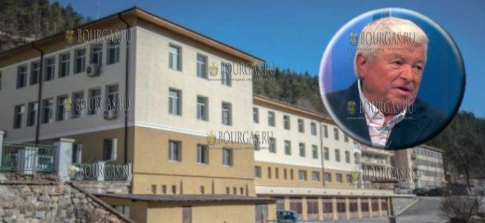 Болгарский эмигрант Шефкет Чападжиев пожертвовал $1 млн больнице в городе Мадан