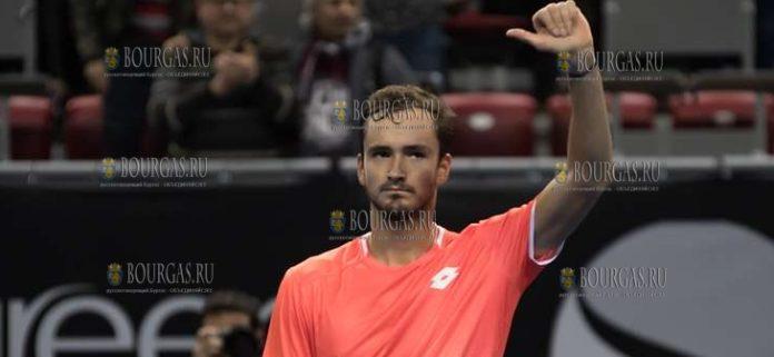 Даниил Медведев победитель Sofia Open 2019