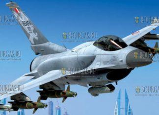 F-16 ВВС Болгария