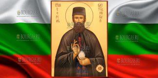 икона Святого Ефрема Нового в Бургасе