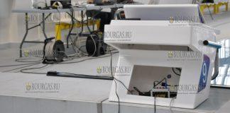Парк Арена ОЗК в Бургасе отвечает всем мировым стандартам