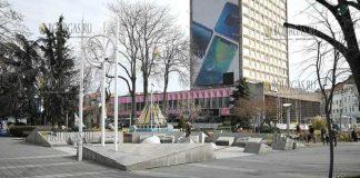 площадь Толерантност в Бургасе