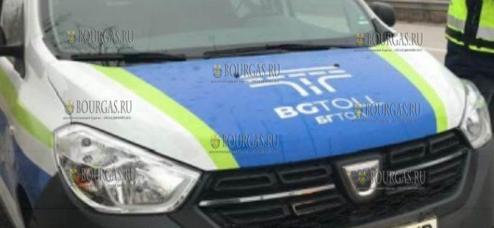 тол-полиция в Болгарии - вылавливает авто, на которые не оформлена виньетка