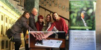 В Болгарии прошло гашение марок, выпущенных по инициативе фонда Виа Понтика
