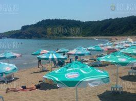 пляж Силистар в муниципалитете Царево