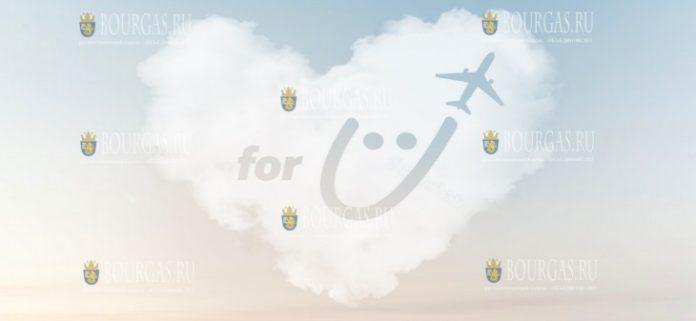 SkyUp Airlines в Болгарии