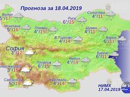 18 апреля погода в Болгарии