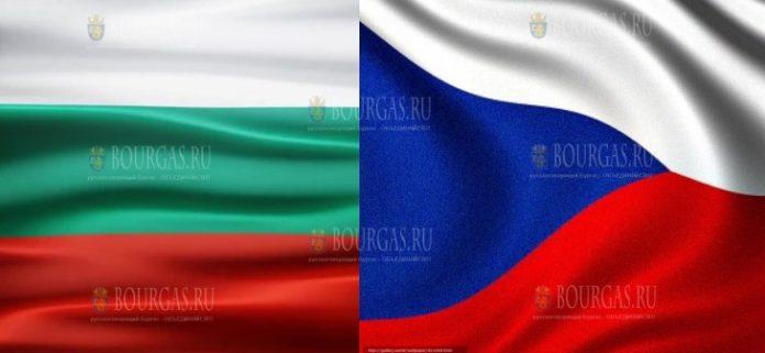 болгария - чехия