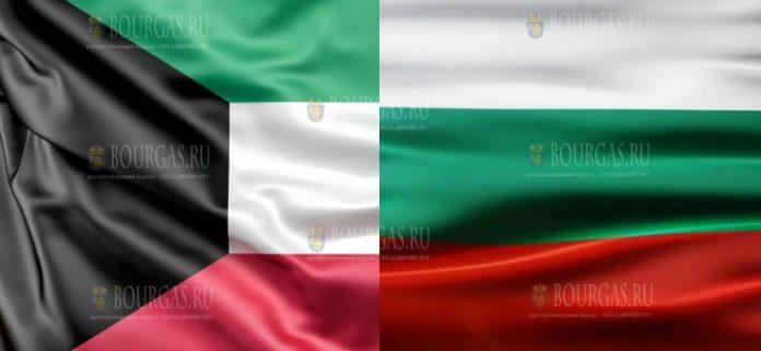 Болгария Кувейт