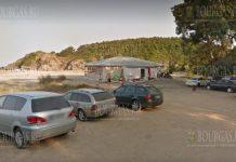 бар Йо на плаже Бутамя в селе Синеморец