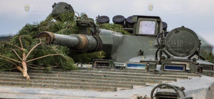 Болгария намерена закупить боевые машины пехоты