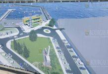 Началось строительство рыбном порту Аспарухово в Варне