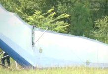В Болгарии разбился пилот мотодельтаплана