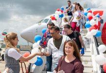 В Бургас прибыл первый борт Jet2.com