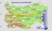 18 июня погода в Болгарии