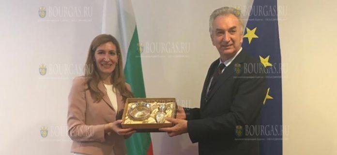 Николина Ангелкова и Мирко Шарович