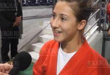 Первую медаль на Европейских играх в Минске выиграла Цветелина Цветанова
