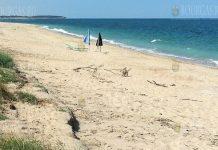 пляж Крапец