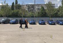 Управлении Миграция - получила 10 новых автомобилей