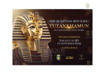 В Бургасе открывается выставка, Тутанхамон - незаконченная история любви