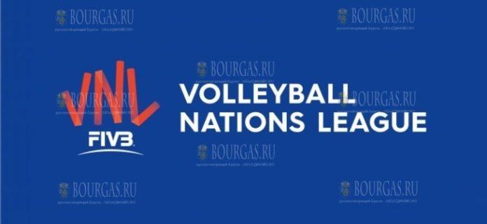 волейбольной Лиги наций