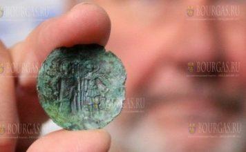 На территории Болгарии нашли редкую монету XIII столетия