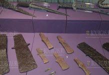 На выставке в Русе археологи впервые показали оружие древних фракийцев