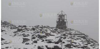 Первый снег в июле 2019 года выпал на горе Мусала