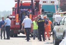 Три человека погибли в Болгарии на трассе Варна - Бургас