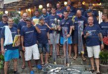 5-й турнир по подводной рыбалке на кубок Несебра
