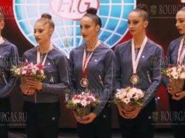 Болгарские художницы выиграли на Чемпионате Мира в Минске - золото