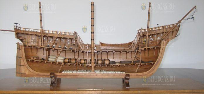 Бургас примет выставку 200 шедевров кораблестроения