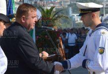 Курсанты военно-морских училищ в Варне получили офицерское звания