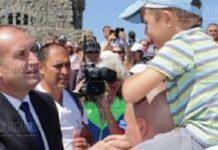 Румен Радев принял участие в праздновании 142 годовщины боев на Шипке