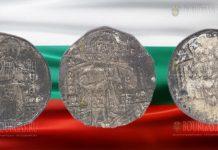 Ценные венецианские монеты были обнаружены во время раскопок в крепости Русокастро