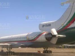 В Казахстане продают самолет президента Болгарии