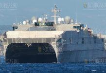 Десантный катамаран ВМФ США Yuma
