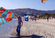 Фестиваль воздушных змеев стартует на пляже в Шабле в Болгарии
