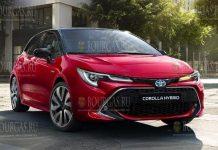 Самый продаваемый автомобиль в мире прибывает в Бургас