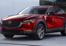 В Бургас прибывает последняя модель - Mazda CX-30