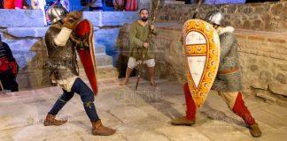 В предстоящий уик-энд в АКВЕ КАЛИДЕ пройдет средневековый боевой турнир
