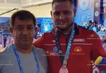 Юндер Бейтула добыл медаль на Чемпионате мира по тяжелой атлетике в Тайланде