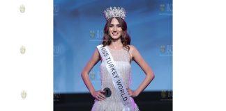 22-летняя красавица с болгарскими корнями - Симай Расимоглу, на днях стала самой красивой женщиной Турции