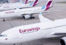 бюджетная авиакомпания EuroWings