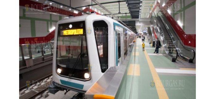 День открытых дверей на третьей ветке метро в Софии