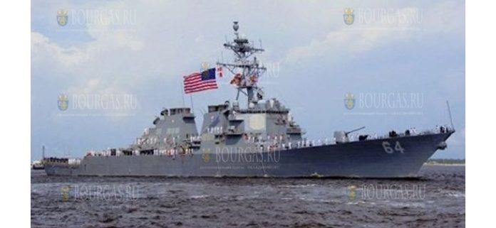 эсминец Портер ВМС США