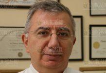 профессор, доктор Пламен Панайотов, был удостоен награды Доктор 2019 года