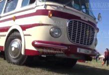 В Болгарии прошла выставка ретро автобусов