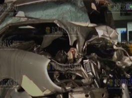 В Болгарии в одном ДТП погибли сразу шестеро человек